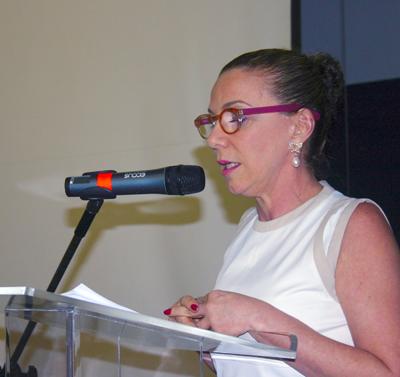 Coordenadora do CAO-Cível de Meio Ambiente e Urbanismo, Lídia Helena Ferreira da Costa Passos