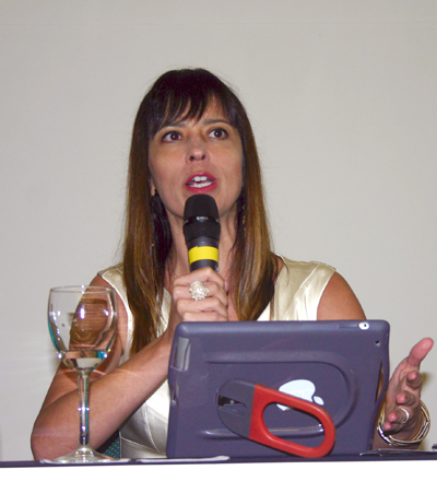Promotora de Justiça Assessora da ESMP Juliana de Sousa Andrade