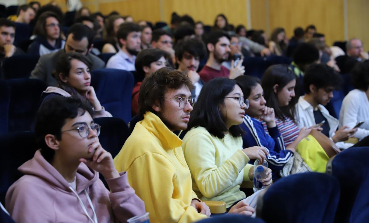 Audiência Geduc - Plateia