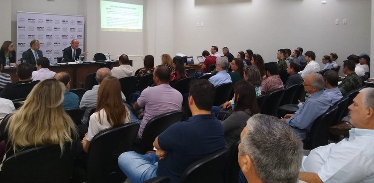 Reunião Gaema Médio Paranapanema